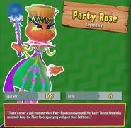 PartyRoseStickerBook