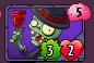 Flamenco Zombie card