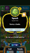 Squash stats