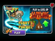 Penny's Pursuit Sap-fling