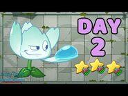 Plants vs Zombies 2 China - Heian Age Day 2《植物大战僵尸2》- 平安时代 2天