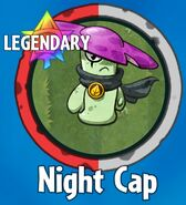 Receiving Night Cap