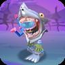 Shark Zombie