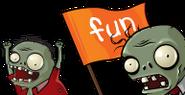 Fun Flag Zombie