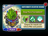 Dartichoke's Selective Season - Snap Pea's Tournament