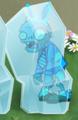 Frozen Springening Zombie