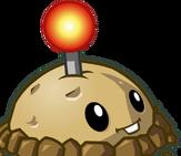 Potato Mine Seed Packet Texture