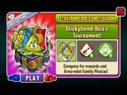 Stickybomb Rice's Sweet Season - Stickybomb Rice's Tournament