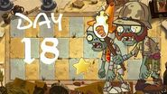 Android Beta 2 PvZ All Stars - Ancient Egypt Day 18