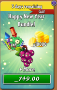 Happy New Year Bundle
