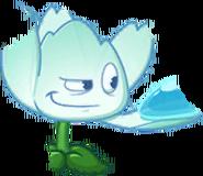 Ice Lotus Puzzle Piece Image