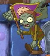 Peasant flag zombie