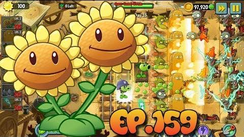 Plants vs. Zombies 2 Wild West Day 23 - Full HD 60fps (Ep