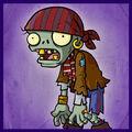 PvZ2 Pirate Zombie