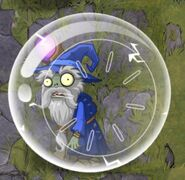 Wizard Zombie Hamster Ball