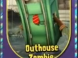 Outhouse Zombie