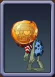 Amberhead Zombie Icon