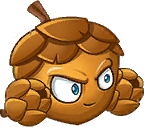 Dual Pistol Pinecone Seed Packet Texture