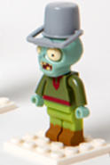 Buckethead Peasant Minifigure