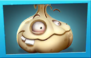 Garlic PvZ3 seed packet