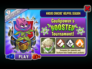 Hocus Crocus' Helpful Season - Caulipower's BOOSTED Tournament