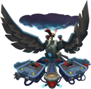SkyCityBossPodium