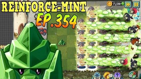 Plants vs. Zombies 2 - REINFORCE-MINT - Quest, Max level Quest (Ep