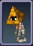 Pyramid-Head Zombie Icon