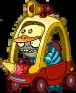 Toy Car Imp Child Almanac Icon Texture