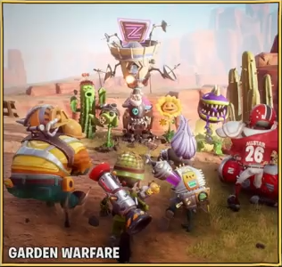 Garden Warfare (weekly event)