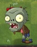 Big Brainz Flag Zombie