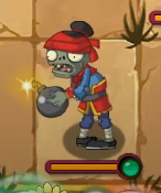Exploding Zombie In game