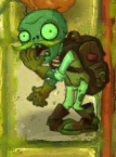 Fainted LC zombie