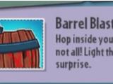 Barrel Blast