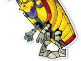 Zombi faraón
