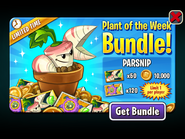 Plant of the Week Bundle - Parsnip