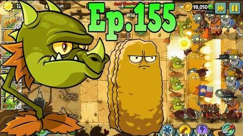 Plants vs. Zombies 2 Wild West Day 19 (Ep