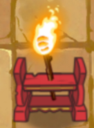 Torch Stand