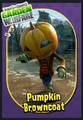 Pumpkin Browncoat