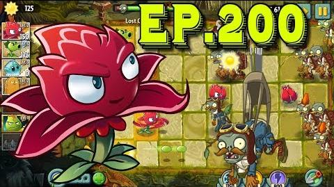 Plants vs. Zombies 2 New Lost Pilot Zombie - Lost City Day 2 (Ep