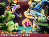 Oops! Too many Players