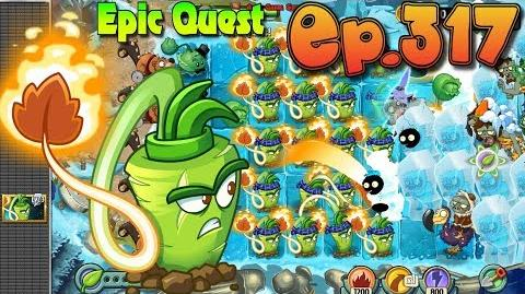 Plants vs. Zombies 2 WASABI WHIP - Epic Quest Premium Seeds (Ep