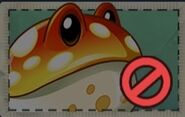 Can't use Toadstool