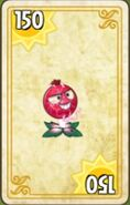 Electric Currant card