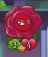 Rose Thorn about to destroy a zombie