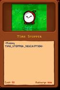 Time Stopper almanac pc