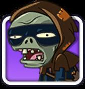 Bandit Zombie Icon