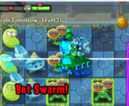 Bot swarm in tft level 37
