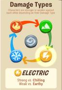 Electric Damage Types