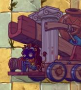 Poisoned Zcorpion Zombie